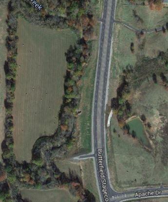 10 99 Acre Ar 247 Byp Pottsville AR 72858