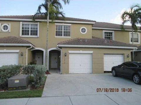12210 Sw 6th St, Pembroke Pines, FL 33025