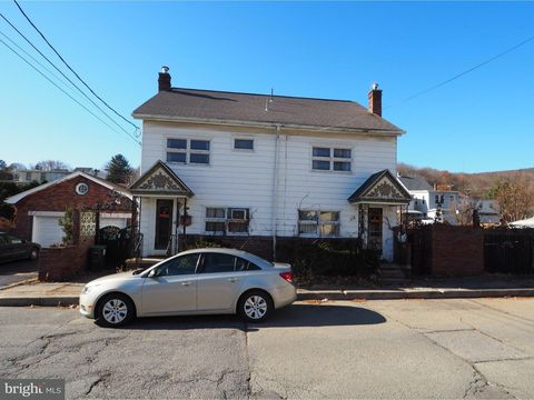 316-318 Rolling Mill Ave, Tamaqua, PA 18252