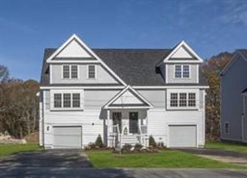 P O Of 123 Ferry St Grafton Ma 01560 Townhome For Rent