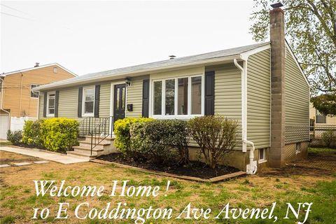 Photo of 10 E Coddington Ave, Avenel, NJ 07001