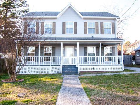 Photo of 206 Jamestown Ave, Portsmouth, VA 23704