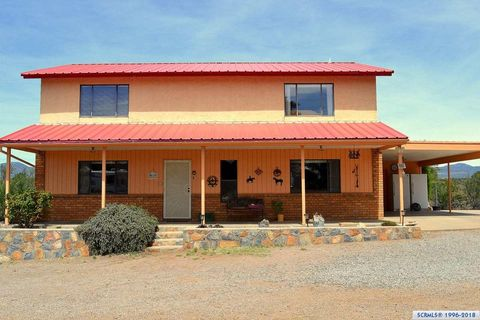 200 Arenas Valley Rd, Silver City, NM 88022