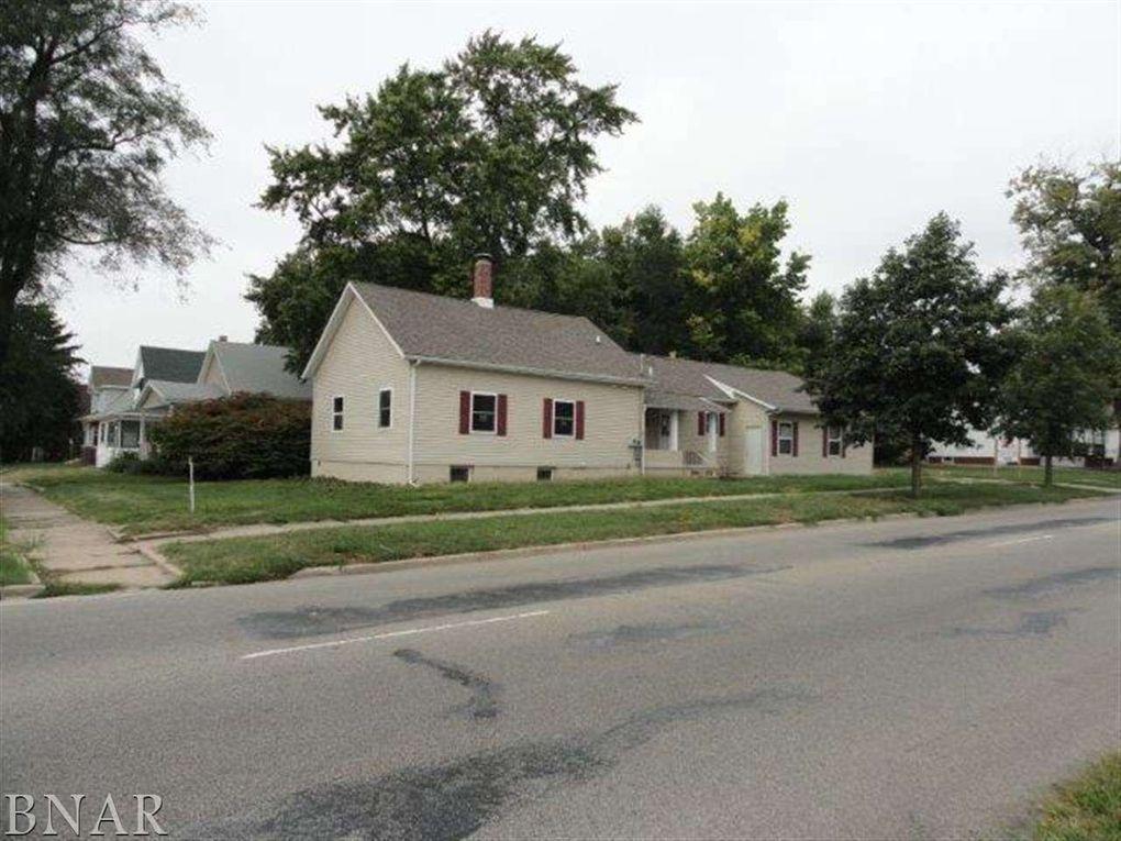 Bloomington Il Property Tax Assessment