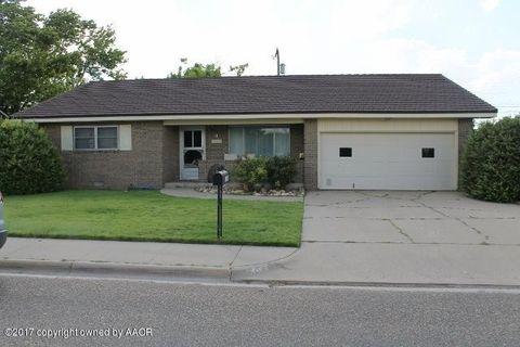 Photo of 1104 S Bernice St, Spearman, TX 79081