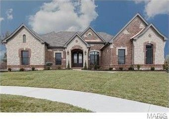 1612 Soft Rush Ct Lot 6, Chesterfield, MO 63005