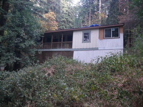 390 Redwood Dr, Boulder Creek, CA 95006