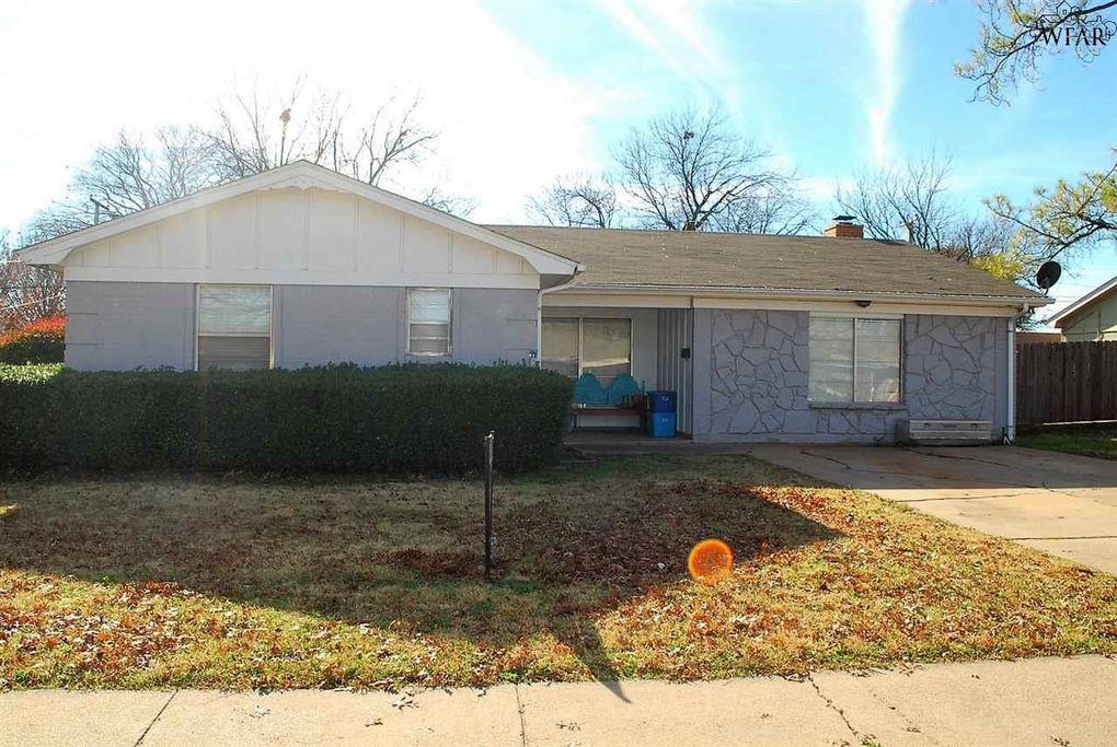 4506 Alamo Dr, Wichita Falls, TX 76302