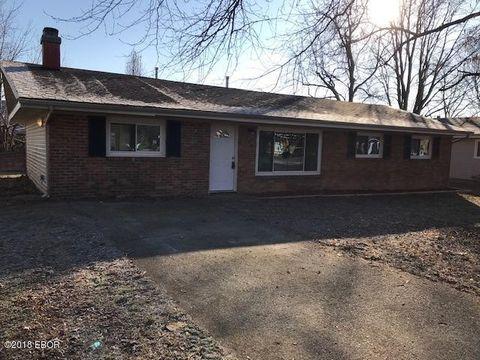 418 Marteeny St, Mount Vernon, IL 62864