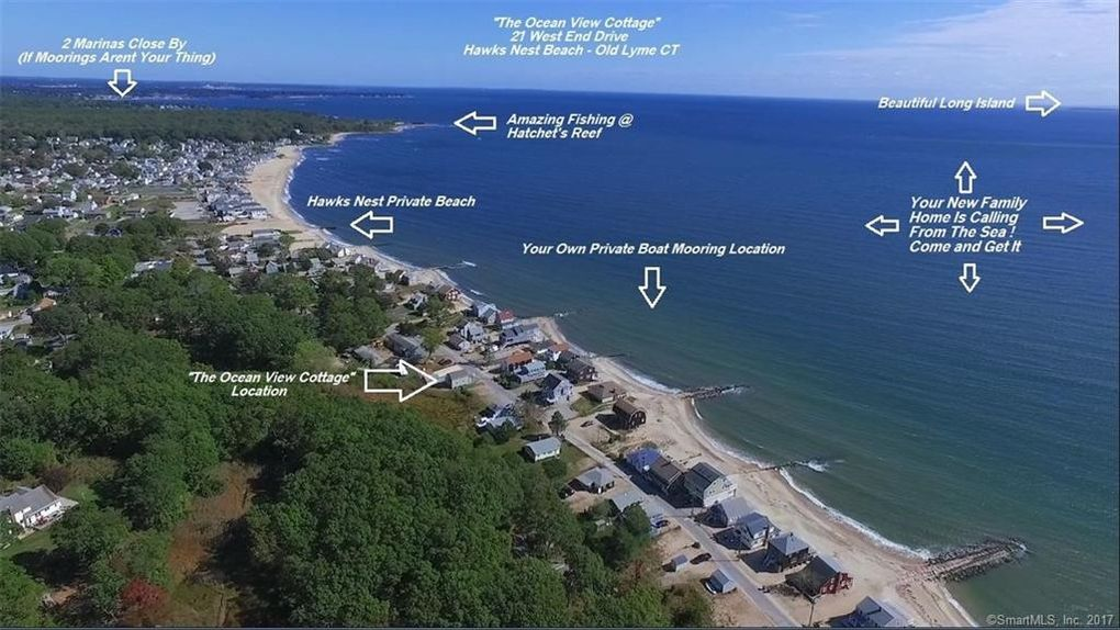 21 W End Dr Old Lyme Ct 06371