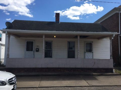 Photo of 48 6th St, Mcmechen, WV 26040