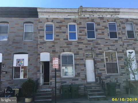 Photo of 2007 Ramsay St, Baltimore, MD 21223