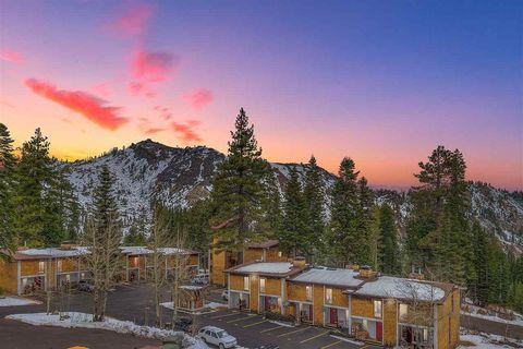 2201 Scott Peak Pl Unit 28, Alpine Meadows, CA 96146