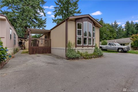 Awe Inspiring Lynnwood Wa Mobile Manufactured Homes For Sale Realtor Com Home Interior And Landscaping Ologienasavecom