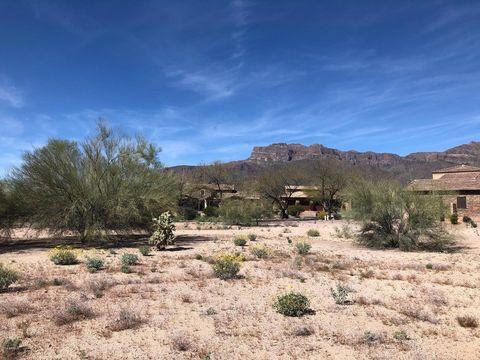 Photo of 8301 E Sunset View Dr Lot 37, Gold Canyon, AZ 85118