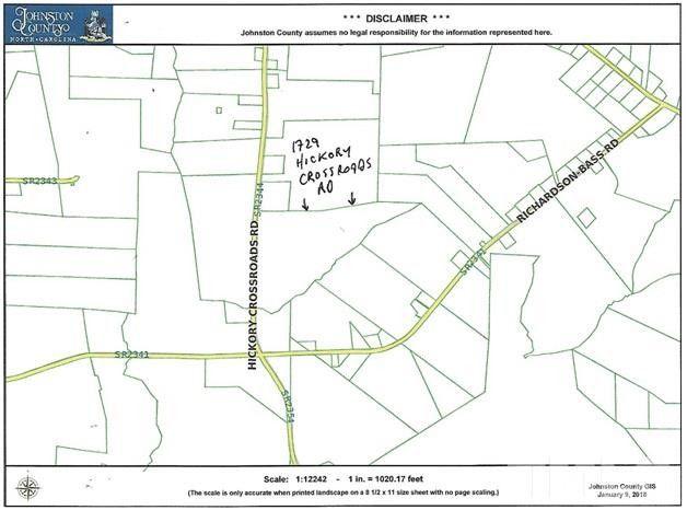 1729 Hickory Crossroads Rd Kenly Nc 27542 Realtor Com