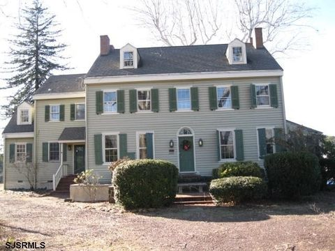 4205 Pleasant Mills Rd, Pleasant Mills, NJ 08037. House For Sale