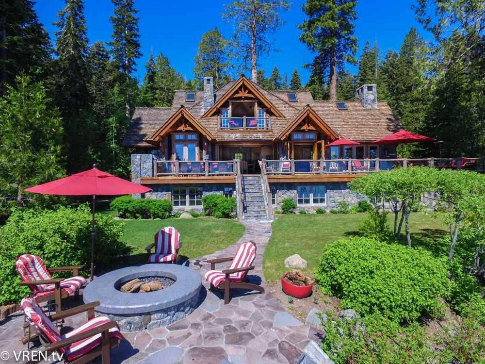 5020 w lake blvd homewood ca 96141 for Lake tahoe architecture firms
