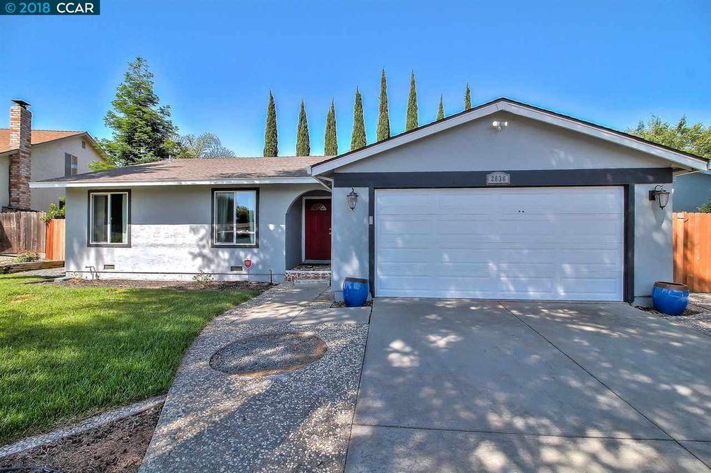2836 Woodhall Way Antioch, CA 94509