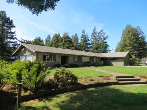 1661 Newton Rd, Weott, CA 95571