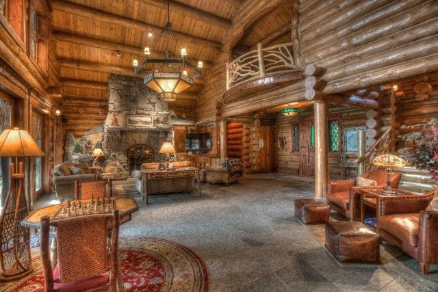 19 deerwood ln saranac lake ny 12983 for Adirondack lake house plans