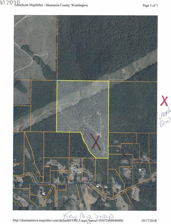 03072400040000 Stevenson Wa 98648 Land For Sale And Real Estate