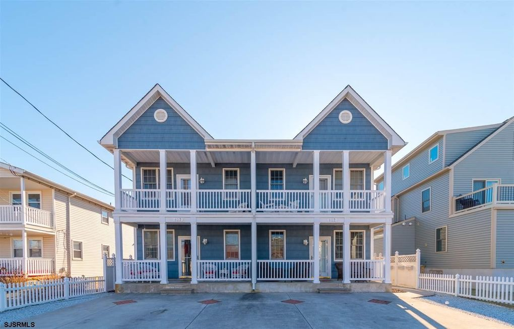 612 Beach Ave W Unit A Brigantine Nj 08203