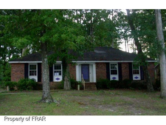 1707 Tryon Dr, Fayetteville, NC 28303
