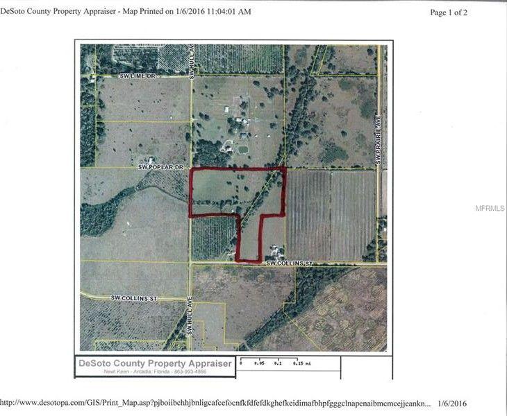 Collins St, Arcadia, FL 34269 - realtor.com® on desoto zoning map, desoto county map, desoto parish line map, desoto parish school zone map, desoto traffic map,