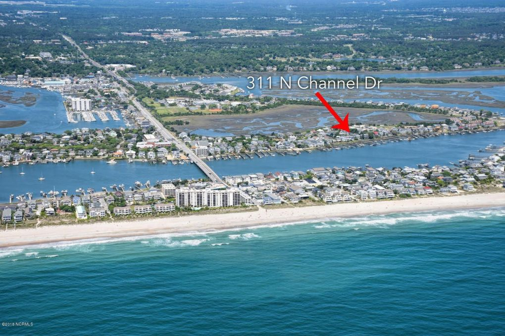 311 Channel Dr N Wrightsville Beach Nc 28480