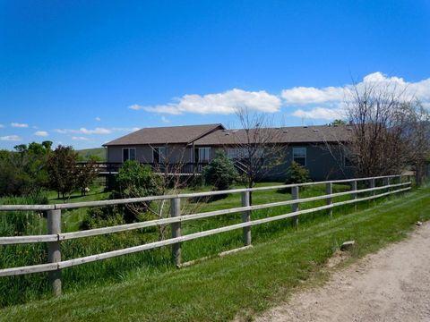 66 Hanna Creek Rd, Big Horn, WY 82833