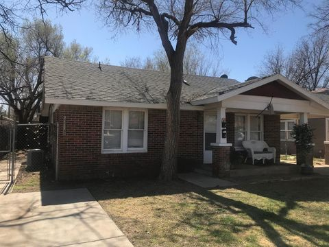 Photo of 2117 15th St Apt B, Lubbock, TX 79401
