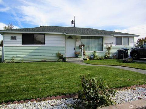 1509 N Daniel St, Moses Lake, WA 98837