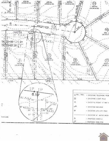 155 Meadow Ridge Dr Lots 6 7 Paducah Ky 42003