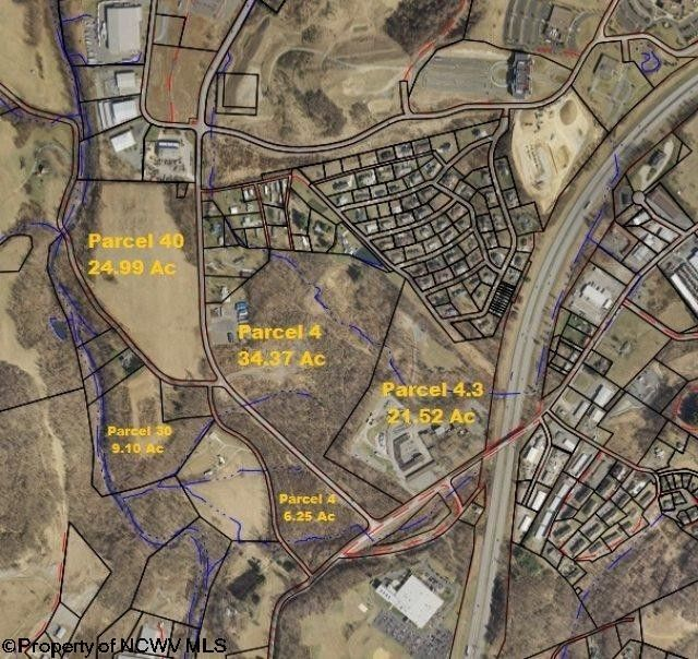 Il Light Industrial Zoning: Industrial Park Rd, Fairmont, WV 26554
