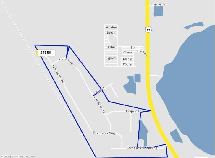 Frost Proof Florida Map.Florida Jay Ln Frostproof Fl 33843 Land For Sale And Real Estate