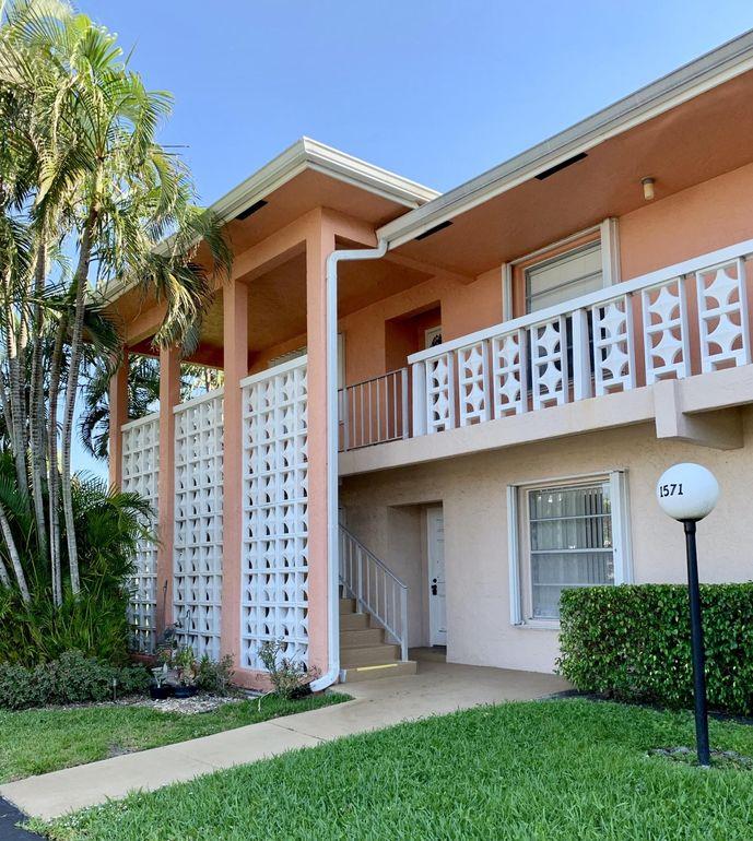 1571 Nw 20th Ave Apt 101, Delray Beach, FL 33445