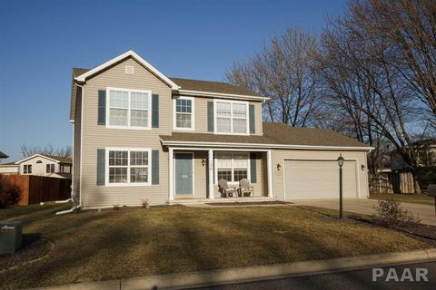 106 Cracklewood Ln, East Peoria, IL 61611