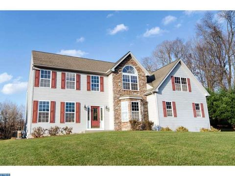 1452 Oakwood Rd, West Bradford, PA 19320