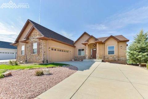 colorado springs co recently sold homes