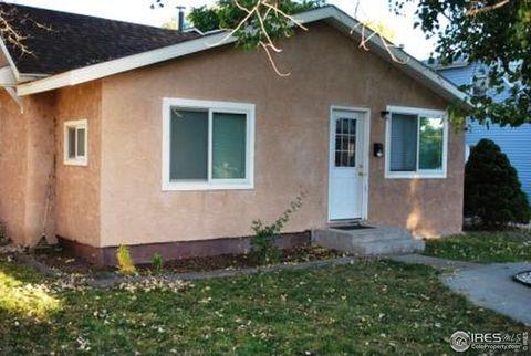 311 S Albany St, Yuma, CO 80759