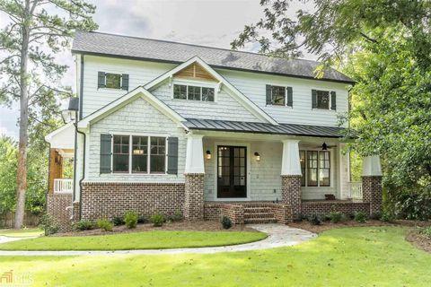 2395 Thompson Rd Ne, Brookhaven, GA 30319