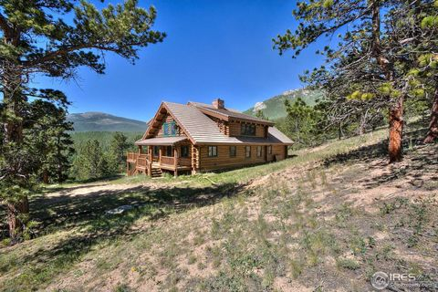 Photo of 642 Tahosa Park North Rd, Allenspark, CO 80510