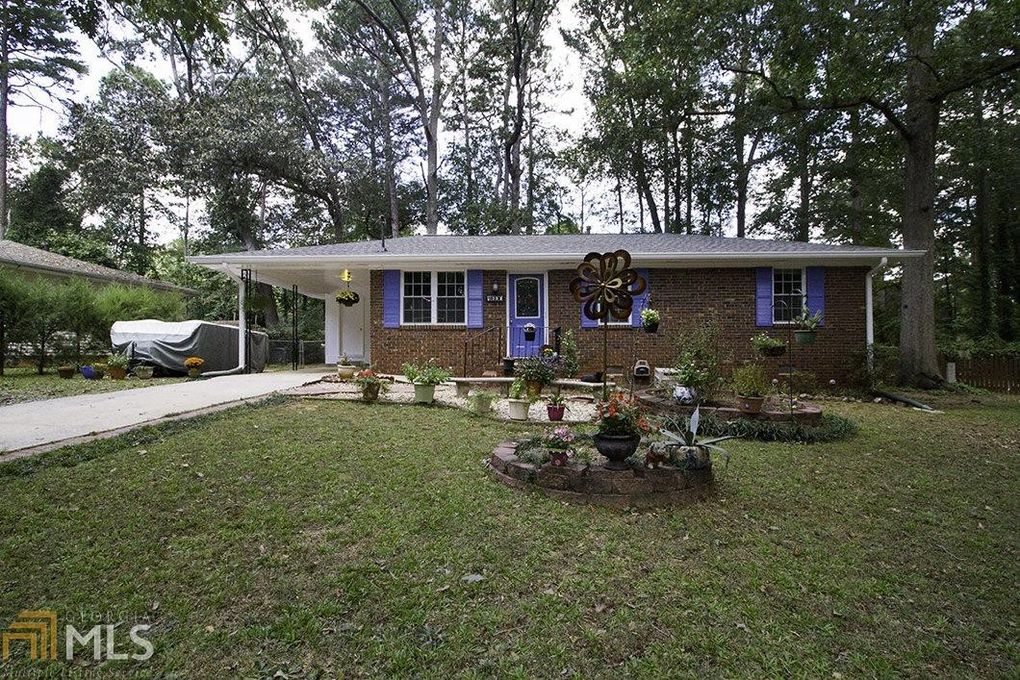 Ridge Dr Pine Lake GA Realtorcom - Pine lake prep us map