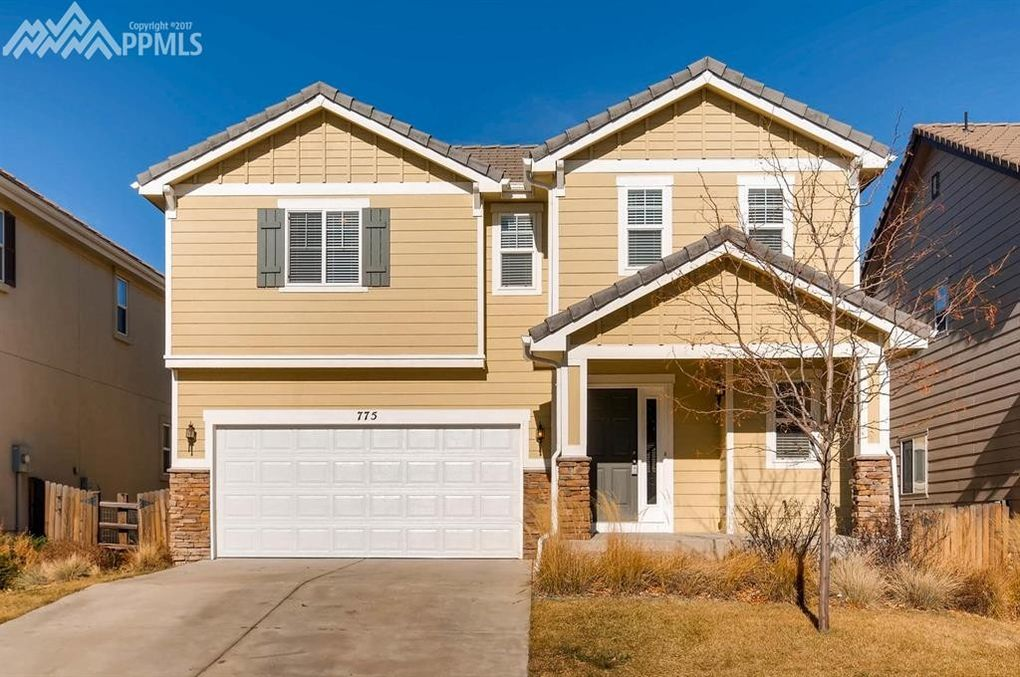 775 Diamond Rim Dr, Colorado Springs, CO 80921