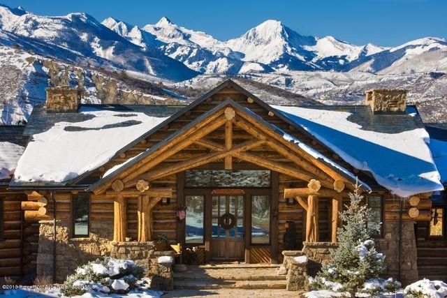 1025 Star Mesa Aspen Co 81611 Home For Rent