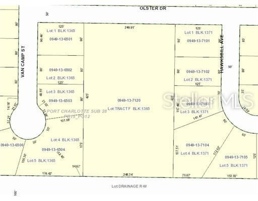 North Port Florida Map.Olster Dr North Port Fl 34291 Land For Sale And Real Estate