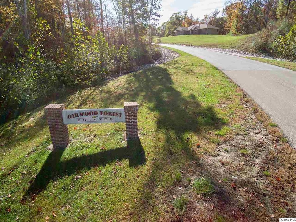 Oakwood Forest Plat 2 Ests Lot 8, Quincy, IL 62305