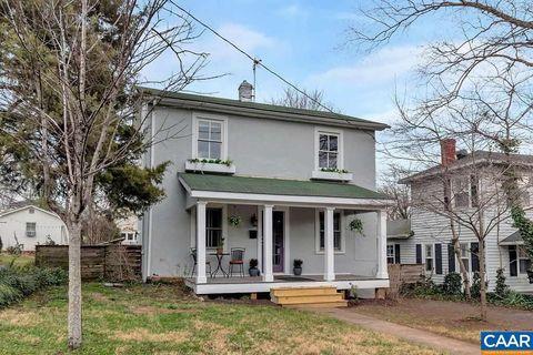821 Monticello Ave, Charlottesville, VA 22902