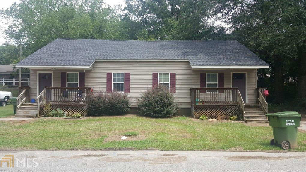 Monroe County Property Tax Records Ga